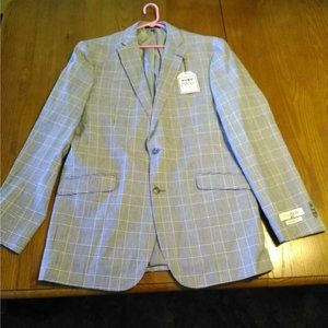NWT Jos A Bank suit jacket, size 40XL